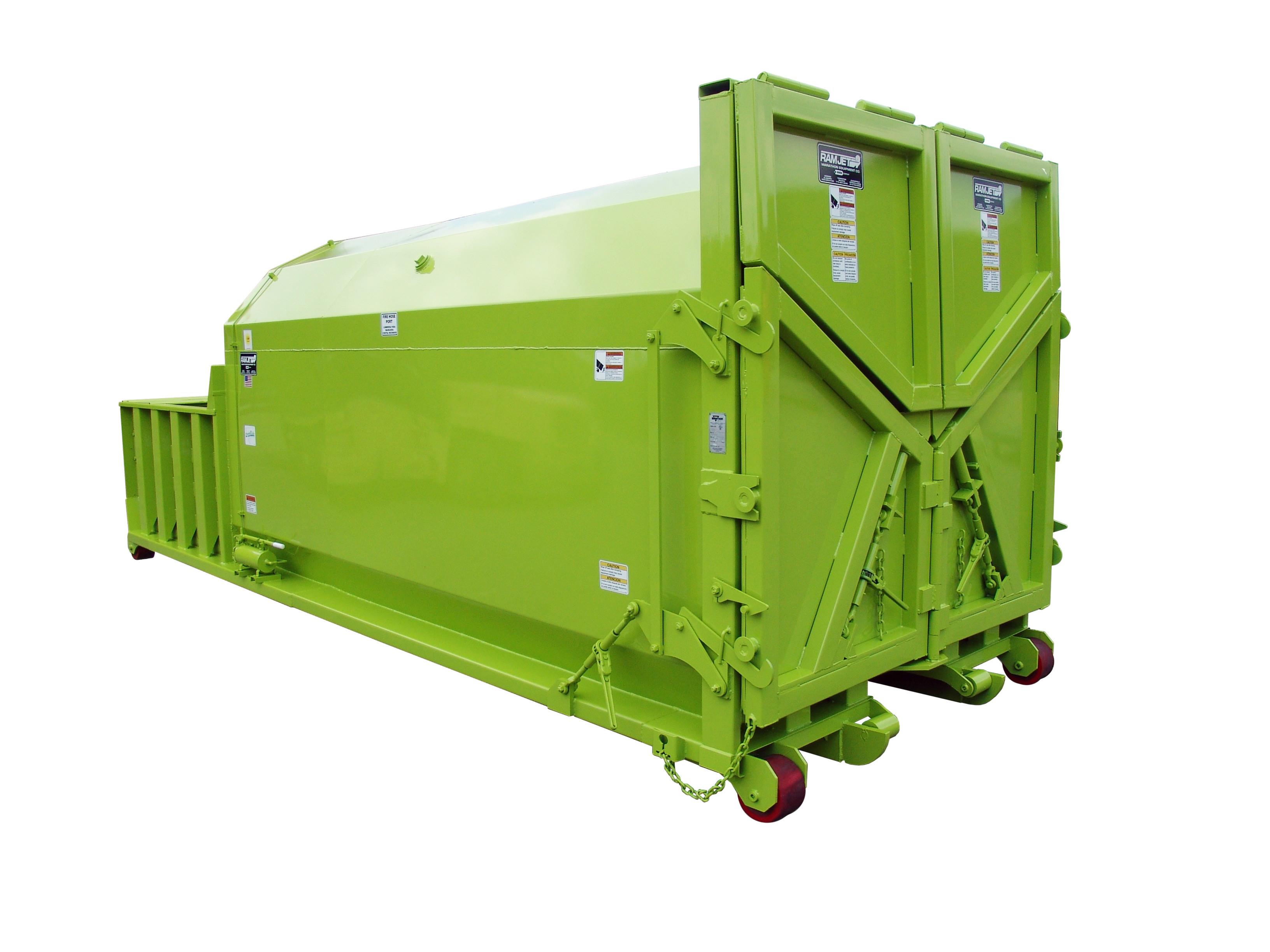 Trash Compactor Drc Ii Compactor Metro Compactor Service