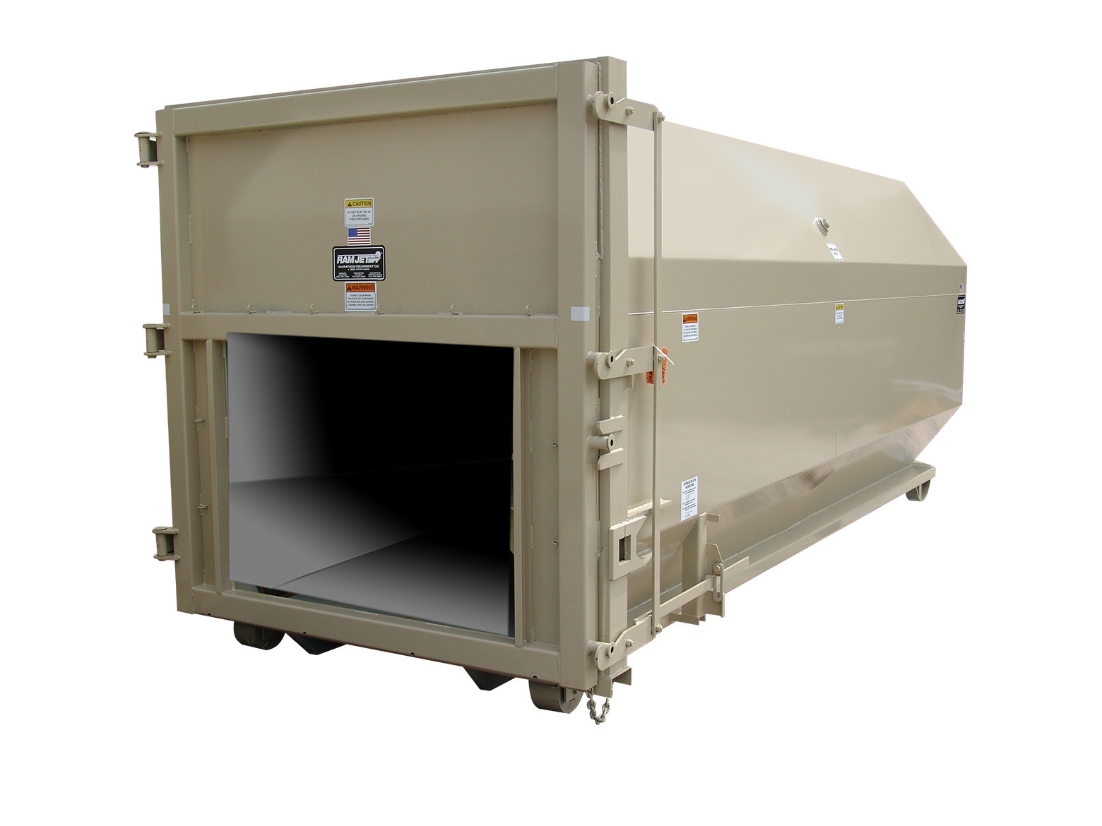 Octagon Amp Oc Ultra Container Metro Compactor Service